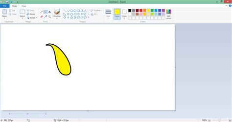 how to draw 3d figures in microsoft paint