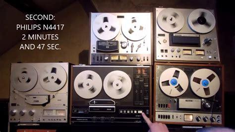 Philips N7150 + N4417, Sony Tc-378