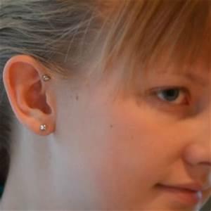 Forward Helix Piercing | Body Piercing Magazine