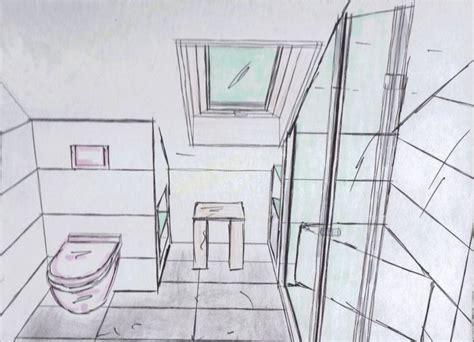 Kleines Bad Grundriss Dachschräge by Die Besten 25 Bad Grundriss Ideen Auf
