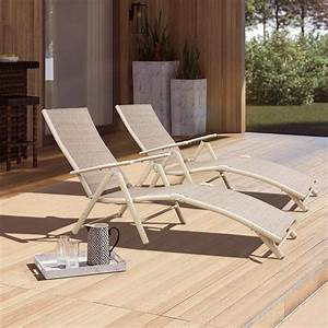 Devoko, Patio, Outdoor, Chaise, Lounge, Chairs, Beach, Pool, Side, Folding, Recliner, Adjustable, Lounge