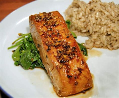 Recipe Honey Soy Salmon Varoma Style By Monicaih Recipe