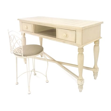 cream colored desk chair 76 off cream colored vanity set tables