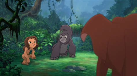 Tarzan 2 2005 Related Keywords