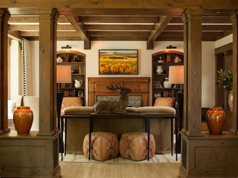 beautiful examples  country chic home interiors