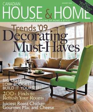 House & Home Magazine Jeremy Gutsche On Home Decor Trends