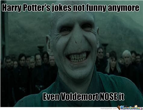 Voldemort Meme - voldemort s nose by eimantas223 meme center