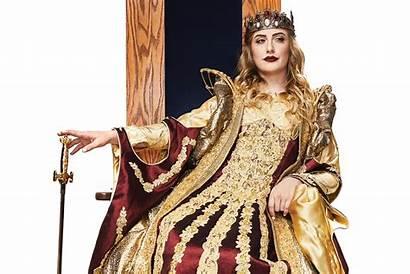 Medieval Queen Times Lerner Monet Magazine