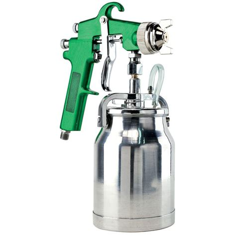 husky siphon feed general purpose spray gun h4920ssg the