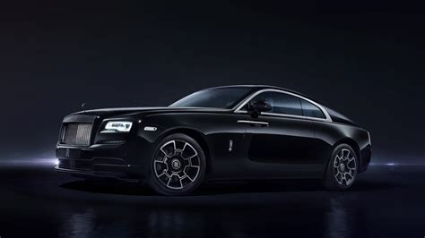 Rolls Royce Wraith 4k Wallpapers by Rolls Royce Wraith Black Badge Geneva 2016 Wallpapers Hd
