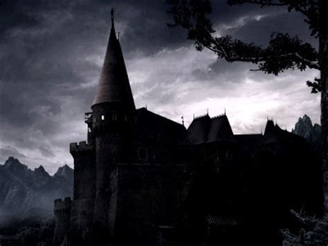 dark castle scary  kids