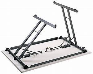Pied De Table Pliant : table multi usages pieds pliants 120 x 80 cm maxiburo ~ Teatrodelosmanantiales.com Idées de Décoration