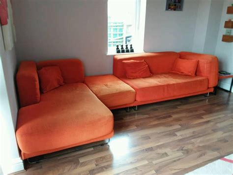 20 Best Orange Ikea Sofas
