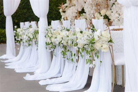 deco chaise mariage 9 customiser une chaise decoration mariage tissu et fleur