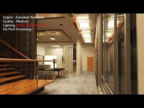 Revit Interior Design by Bim Revit Advanced Tutorial 05 Interior Rendering