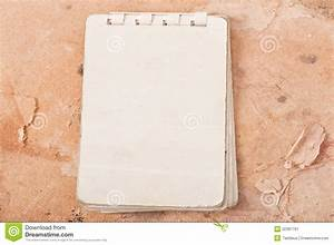 Old Notebook Royalty Free Stock Photography - Image: 32387797
