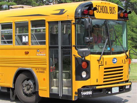bus routes hooksett school district