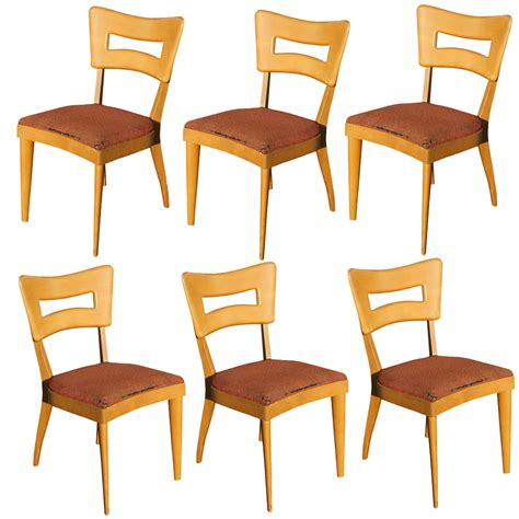 Vintage Heywood Wakefield Dining Chairs by Metro Retro Furniture 6 Vintage Heywood Wakefield