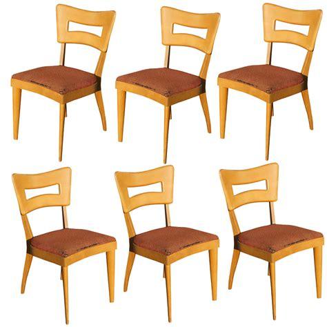 Heywood Wakefield Dining Chairs by Metro Retro Furniture 6 Vintage Heywood Wakefield