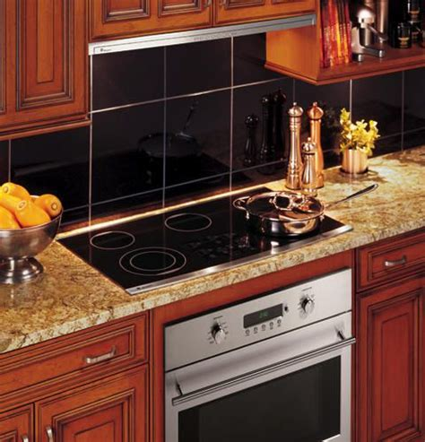 wall oven  cooktop kitchen stove