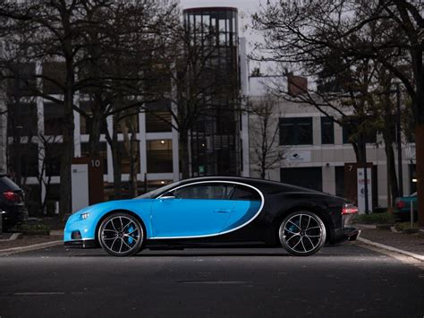 Solid colors are much more common because they cost less and they appeal to a the exterior and interior accents are why this chiron will be set apart from its siblings. 2018 Bugatti Chiron for Sale | ClassicCars.com | CC-1176862