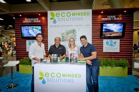 fall home garden show in mar eco minded solutions