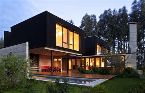 Simple Modern Country Homes Ideas by загородный дом в чили 2 блог Quot частная архитектура Quot