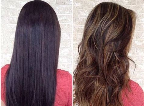 How To Lighten Colored Black Hair Naturally how to lighten hair
