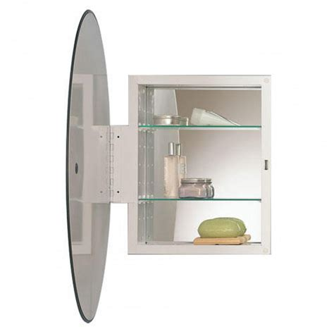 Mirrored Medicine Cabinets Recessed H Frameless Recessed