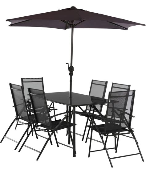 Buy Garden Table And Chairs by Buy Milan 6 Seater Patio Set At Argos Co Uk Your