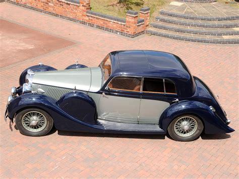 Lagonda V12 Rapide Saloon De Ville 1938–40 images (2048x1536)