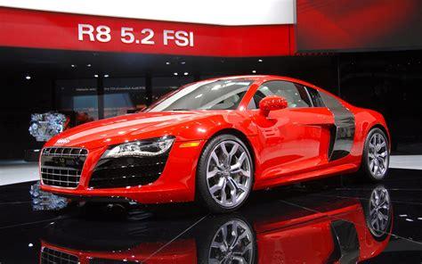 audi luxury red car hd wallpaper hd wallpapers