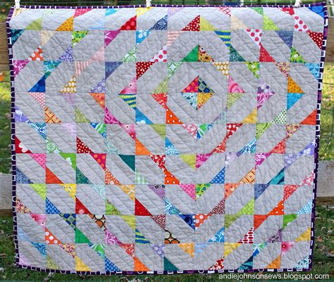 100 Days ? Week of Color ? Featured Quilt 7   The Modern Quilt Guild