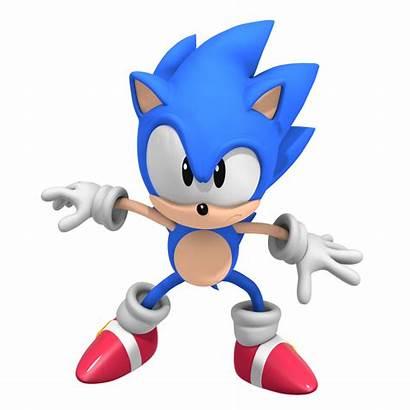 Sonic Classic Cd Pose Deviantart Hedgehog Generations