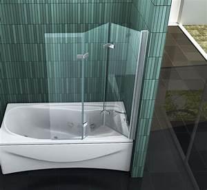 Duschtrennwand Badewanne Glas : duschtrennwand vario badewanne ~ Michelbontemps.com Haus und Dekorationen