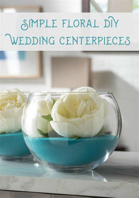 Diy Wedding Centerpieces On A Budget In Minutes Diy Candy