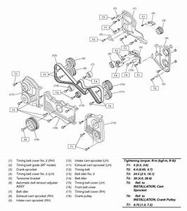 2011 Subaru Outback Engine Diagram