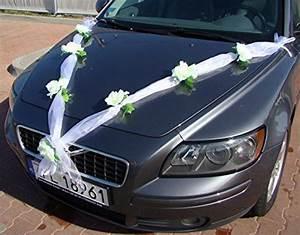 Auto Spachteln Selber Machen : organza m auto schmuck braut paar rose deko dekoration ~ Lizthompson.info Haus und Dekorationen