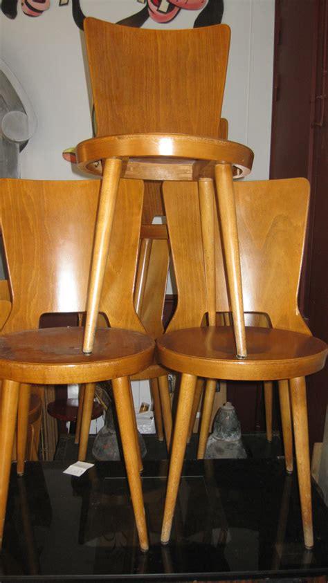 histoire de la chaise histoire de la chaise en bois baumann 1950 label industrie