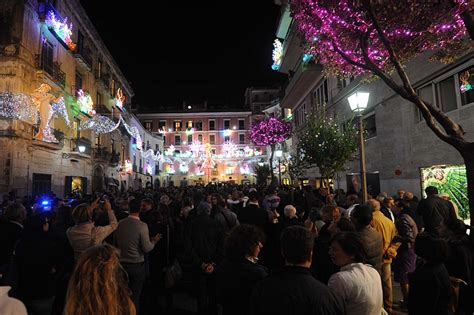 Salerno Illuminata A Natale by Comune Di Salerno