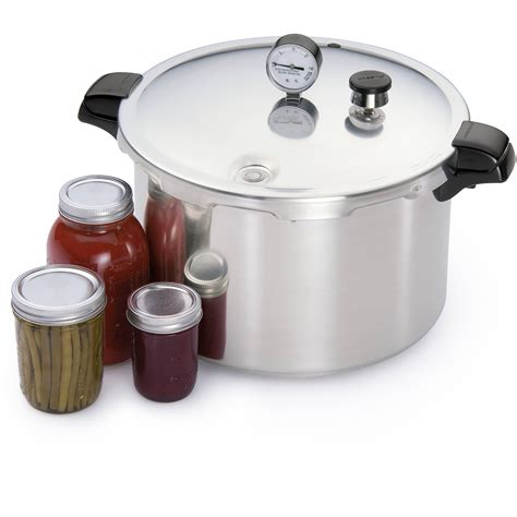 pressure cooker canner quart american walmart canning pots