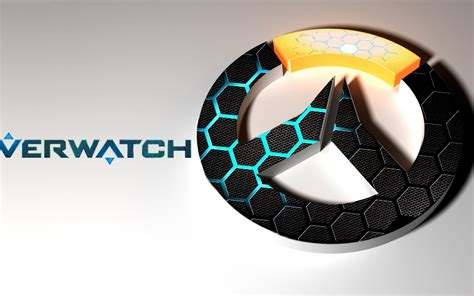 wallpaper overwatch logo pc ps xbox games