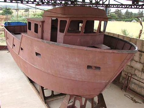 Steel Work Boat Plans by Florence G Topic How To Build A Steel Hull Boat