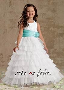 Robe De Demoiselle D Honneur Fille : robe demoiselle d honneur fille ~ Mglfilm.com Idées de Décoration