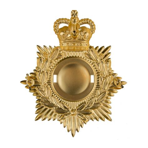 army bandsman ceremonial helmet insignia british army