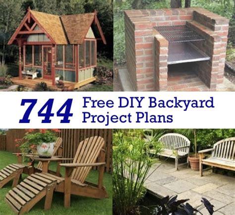 diy backyard project plans homestead survival