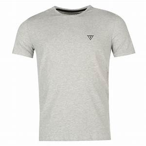 Guess Mens Graphic T Shirt Summer Casual Short Sleeve Crew ...