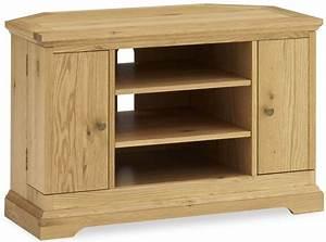 50 Photos Oak Corner TV Cabinets Tv Stand Ideas