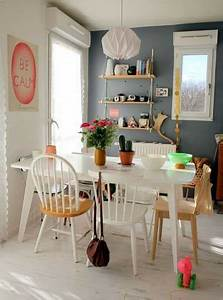 15 deco cuisine avec un coin repas malin With deco cuisine avec table À diner