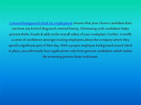 Ppt Mitigate Hiring Risks With Reliable Background Check Mitigate Hiring Risks With Reliable Background